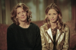 Joyce and Buffy Summers