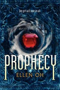 Prophecy by Ellen Oh