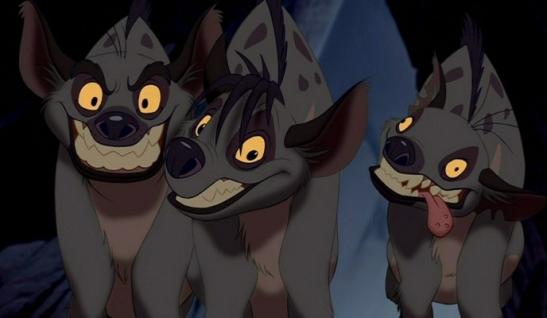 Hyenas